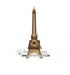 Torre Eiffel Laser Cl - 40cm - Lisa