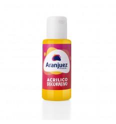 Aranjuez Acrilico X 50 003  Amarillo De Cadmio