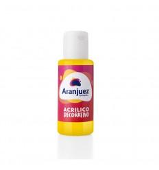 Aranjuez Acrilico X 50 004  Amarillo De Cadmio Claro