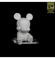 Placa Yeso Lcy - B Baby Mickey (9cm)