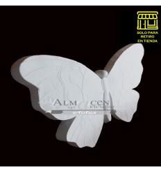 Placa Yeso Lcy - Mariposa Grande (30x20)