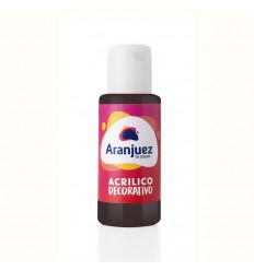 Aranjuez Acrilico X 50 065 Marron Africano