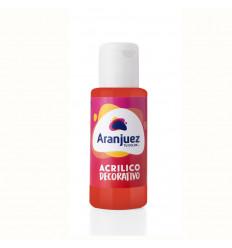 Aranjuez Acrilico X 50 042 Naranja Permanente