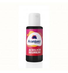 Aranjuez Acrilico X 50 024 Negro