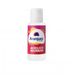 Aranjuez Acrilico X 50 001 Blanco Titanio