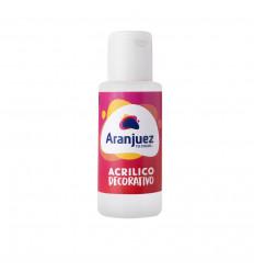 Aranjuez Acrilico X 50 604 Blanco Perlado