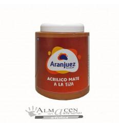 Aranjuez Acrilico Mate Tiza - 900cc - 421 Chocolate