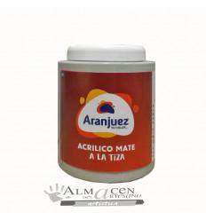 Aranjuez Acrilico Mate Tiza - 900cc - 476 Gris Perla