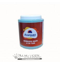 Aranjuez Acrilico Mate Tiza - 900cc - 479 Caribe
