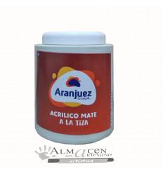 Aranjuez Acrilico Mate Tiza - 900cc - 482 Marfil