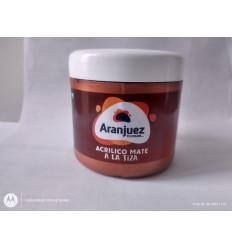 Aranjuez Acrilico Mate Tiza - 200cc - 603 Cobre